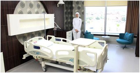 Kanuni Sultan Süleyman Eğitim ve Araştırma Hastanesi - Научно-исследовательская больница «Kanuni Sultan Süleyman»